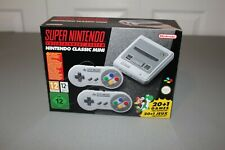 Super Nintendo Super NES Classic Mini European Version Console BRAND NEW!
