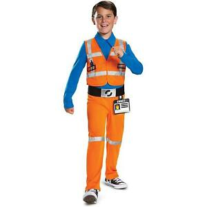 Emmet LEGO Movie 2 Classic Size XS 3T-4T Boys Jumpsuit Licensed Costume Disguise