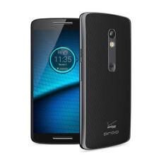 Verizon Motorola Droid Maxx 2 model: XT1565 Black/blue 4g LTE Smartphone