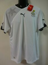 Ghana 100% Original Soccer Jersey Shirt L 2010 World Cup Home NEW