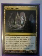 MTG Cavern of Souls 1x Avacyn Restored, NM Always Sleeved Excellent Condition