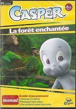 Casper la forêt enchantée 5-7 ans (NEUF EMBALLE)