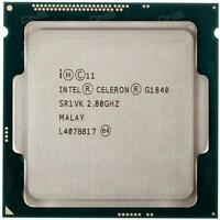 Intel CPU Celeron Dual Core Haswell G1840 2.8GHz LGA 1150