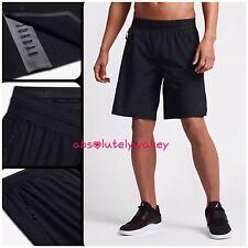 Nike Jordan 23 Tech Tissé Homme Short Entraînement Vêtements de Sport Noir Large