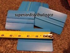 (100x) Vinyl Decal Wrap Sticker Squeegee Installation Graphic Bulk Lot Case