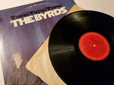 The Byrds Turn Turn Turn CS9254 1970s reissue pressing LP vinyl record