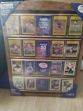 COLLECTIBLE CARD WALL DISPLAY