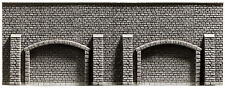 Noch 34858 N Gauge, Arcade Wall, 7 13/16x2 7/8in (1m ²= 521,43 Euro)