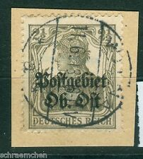 Deutsche Besetzung Oberbefehlshaber Ost 1b , Bfst , geprüft BPP