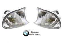 For BMW E46 330Ci Pair Set of Front Left & Right Turn Signal Lights Genuine