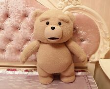 Cute 60cm Teddy Bear plush of TED Cartoon soft toys doll gift for mens Kids gift