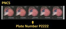 US 4854 Star-Spangled Banner forever PNC5 APU P2222 MNH 2014