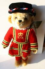 Merrythought English Beefeater Bear Made Especially For Harrods Of Knightsbridge