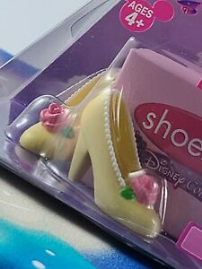 Disney Shoezies Belle Hasbro Finger Shoes New Beauty and the Beast