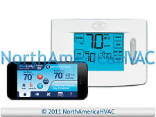Ctc 93257Wf Smart WiFi 5/2, 7 Day Programmable Thermostat 3H/2C 3 Heat 2 Cool