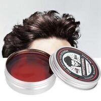 Men's Hair Styling Oil Wax Hair Gel Hair Pomade Strong style Restoring Cream