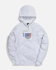 Kith For BMW M SPORT BOX LOGO HOODIE HEATHER GREY - Medium