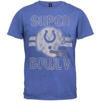 Baltimore Colts - Super Bowl V Soft Adult Mens T-Shirt
