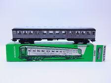 LOT 50345 | Märklin H0 4043 Nahverkehrswagen Silberling 1./2. Klasse DB in OVP