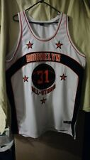 Brooklyn All Stars Basketball Jersey Size 56 Mega