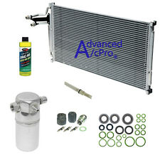 A/C AC Condenser Kit Fits: 1998 - 2003 Chevrolet S10 - GMC Sonoma L4 2.2L ONLY