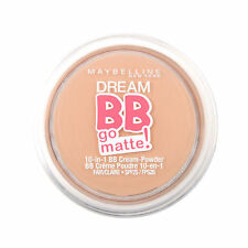 Maybelline Dream BB ir Mate 10 en 1 cream-Polvo Base Mediana