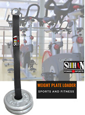 Weight plate Loading Pin strap Weight Training Shihan Power-Sports