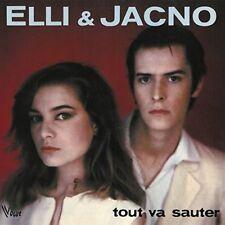 Elli & Jacno - Tout Va Sauter [New Vinyl LP] Germany - Import