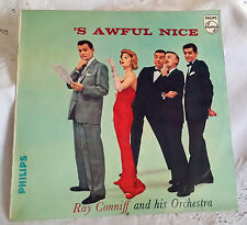52 - RAY CONNIFF & ORCHESTRA, 'S AWFUL NICE (Vinyl LP - MADE IN ITALY 1959) 9/16