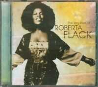 Roberta Flack - The Very Best Of Con Sticker Cd Eccellente