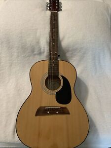 First Act Adam Levine AL363 Student Guitar New Strings Included!