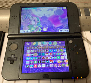 Nintendo New 3DS XL w/ Games! - Wireless Capture Card System, 128 GB SD Card