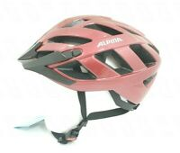 Alpina Unisex Fahrradhelm PANOMA Classic, Cherry, Größe 56-59 cm *TOP*