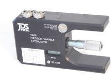 JDS FITEL VA6B Precision Variable Attenuator  1550 nm