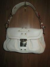 Louis Vuitton Authentic White Le Confident Suhali Blanc Handbag