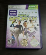 Lot of 2 Xbox 360 Kinect Games: Kinect Sports & Game Party in Motion