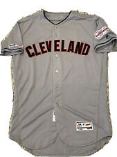 MLB Authenticated - Nick Goody Jersey Issued By Cleveland Indians