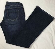 The Limited Dark Blue Size 10 Jeans