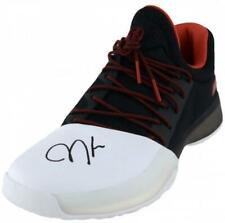 JAMES HARDEN Autographed Houston Rockets Adidas Shoe FANATICS