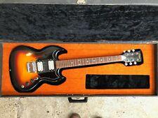 E Gitarre Hoyer, Vintage 70er Jahre