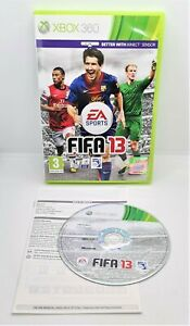 FIFA 13 Video Game for Microsoft Xbox 360 PAL TESTED