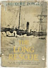 The Long Rescue, Story of the Tragic Greely Expedition; Powell, SIGNED 1960