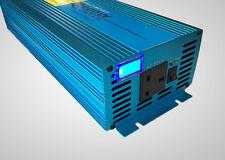 Truck 2000W pure sine wave power converter inverter DC 24v to AC 230v camping UK