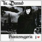 THE DAMNED - PHANTASMAGORIA CD 11 TRACKS HARD 'N' HEAVY/ METAL/PUNK ROCK NEU