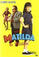 MATILDA 6 MITICA  DVD COMICO-COMMEDIA