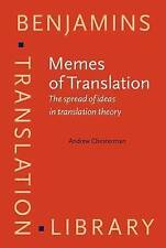 Memes of Translation: The spread of ideas in translation theory (Benjamins Trans