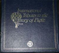 International Tributes to the History of Flight -US Postal Commemorative Covers