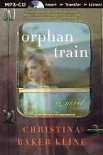 Christina BAKER KLINE / ORPHAN TRAIN             [ Audiobook ]