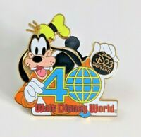 D23 2011 Expo WDW Resort 40th Anniversary Mystery Goofy - Pin 85144