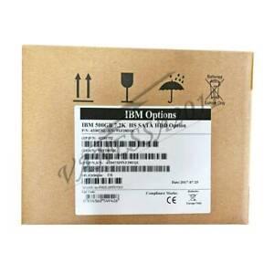 1PC New IBM 42D0752 42D0753 42D0756 500GB 7.2K 2.5'' SATA HDD Hard Drive